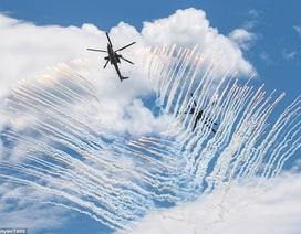 Máy bay chiến đấu Nga phô diễn sức mạnh tại giải đấu quốc tế