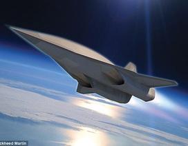 Mỹ phát triển máy bay siêu thanh mới thay thế huyền thoại
