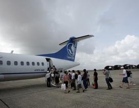 Máy bay chở 59 hành khách đi Côn Đảo phải quay về Tân Sơn Nhất
