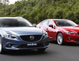 Triệu hồi hàng trăm ngàn xe Mazda6 tại Trung Quốc