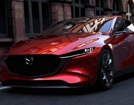 Mazda3 thế hệ mới trông sẽ như thế nào?