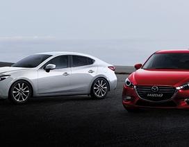 Mazda3 2017 ra mắt tại Thái Lan, giá từ 21.165 USD