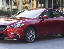 Mazda6 được nâng cấp