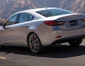 Hơn 60.000 xe Mazda6 có nguy cơ lỗi vô-lăng và túi khí