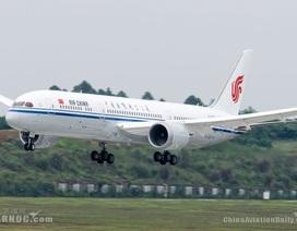 Máy bay chở khách Trung Quốc suýt đâm vào núi