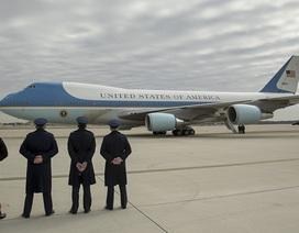 Mỹ mua 2 máy bay tồn kho của Boeing làm chuyên cơ tổng thống