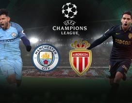 Man City - Monaco: Tham vọng nâng tầm