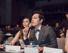 Trưởng BGK lên tiếng việc MC Phan Anh bất bình, bỏ chấm Hoa hậu giữa chừng