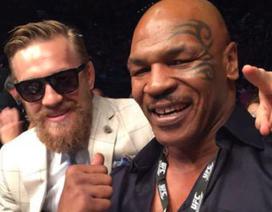 """McGregor ăn nói """"xấc xược"""" đáp trả Mike Tyson"""