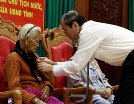"""Đắk Lắk: Trao tặng, truy tặng danh hiệu """"Bà mẹ Việt Nam Anh hùng"""" cho 39 Mẹ"""