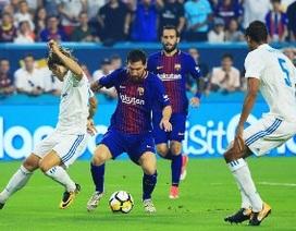 Chơi áp đảo, Barcelona đánh bại Real Madrid trên đất Mỹ