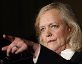 """""""Người đàn bà thép trong giới công nghệ"""" bất ngờ tuyên bố rời HP"""