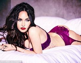 Megan Fox đẹp nóng bỏng trong bộ ảnh mới