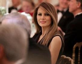 Đệ nhất phu nhân Melania được yêu thích hơn Tổng thống Trump