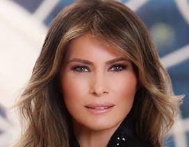 Nhà Trắng công bố chân dung của Đệ nhất Phu nhân Melania Trump
