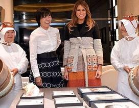 Phu nhân Thủ tướng Nhật Bản mời bà chủ Nhà Trắng đi ngắm ngọc trai