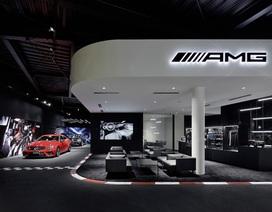 AMG mở đại lý riêng trên toàn thế giới