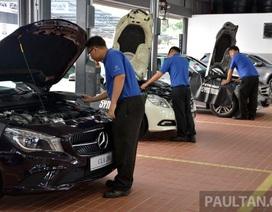 Singapore: Xe sửa ở gara không chính hãng vẫn được bảo hành