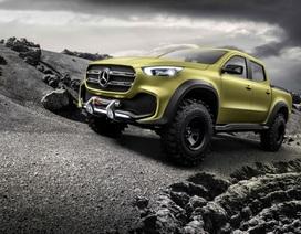 Mercedes-Benz mang xe bán tải X-Class đến Geneva góp vui