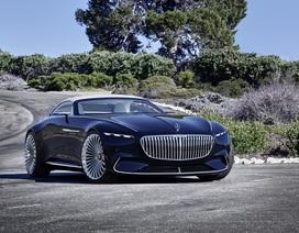Mercedes-Maybach 6 Cabriolet - Phong cách mới của xe sang