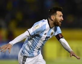 """Lionel Messi: """"Đấng cứu thế"""" của người Argentina"""
