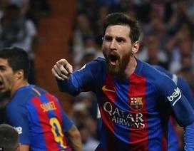 """Chấm điểm trận Real Madrid-Barcelona: """"Ngôi sao"""" Messi sáng lấp lánh"""