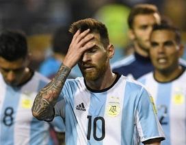 Messi, C.Ronaldo và những ngôi sao có nguy cơ lỡ hẹn với World Cup 2018