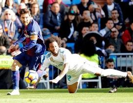 Thống kê ngạc nhiên về Messi ở trận Siêu kinh điển
