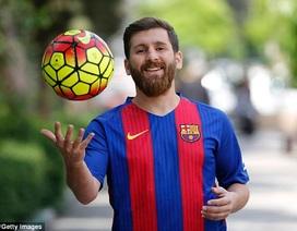 Chàng trai bị bắt vì quá giống với Messi