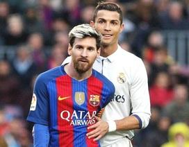 """Messi: """"Tôi và C.Ronaldo không phải bạn bè"""""""