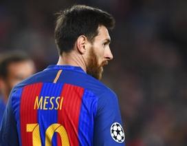 Chấm điểm trận Juventus - Barcelona: Messi quá tệ