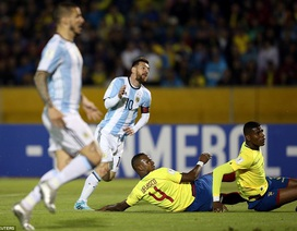 Những khoảnh khắc Messi mang về tấm vé dự World Cup 2018 cho Argentina