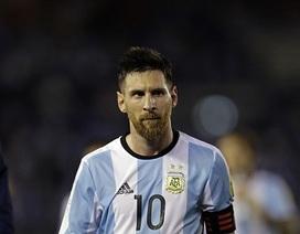 """Messi: """"Tôi chửi thề vào… không khí, chứ không nhắm tới trọng tài"""""""