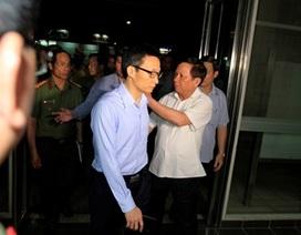 Vụ nhiều bệnh nhân tử vong khi chạy thận: Phó Thủ tướng đến Hòa Bình ngay trong đêm