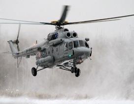 Trực thăng quân sự Ấn Độ rơi gần biên giới Trung Quốc, 7 người chết