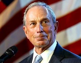 Tỷ phú Michael Bloomberg lập liên minh duy trì hiệp định chống biến đổi khí hậu