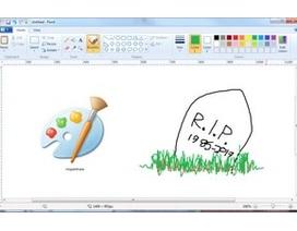 "Phần mềm vẽ tranh Paint sẽ bị Microsoft ""khai tử"" sau 32 năm"