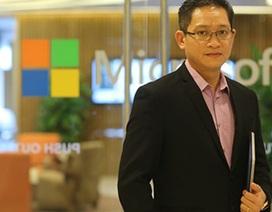 """Cựu CEO Microsoft ông Vũ Minh Trí """"đầu quân"""" vào công ty nào?"""