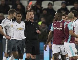 3 tình huống tranh cãi trong trận thắng của MU trước West Ham