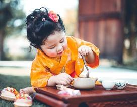 Mimi đáng yêu trong hình tượng cô bé Nhật Bản