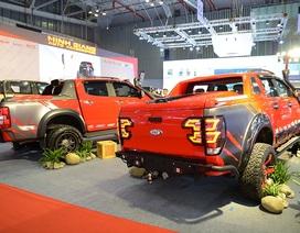 Thùng xe Ford Ranger, Chevrolet Colorado… đã được sản xuất ở Việt Nam