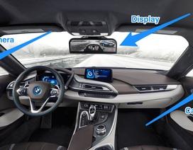 Ô tô không có gương chiếu hậu trông sẽ thế nào?
