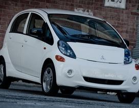Mitsubishi khai tử xe chạy điện i-MiEV tại Mỹ