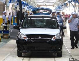 Mitsubishi trở thành nhà xuất khẩu ô tô lớn nhất Thái Lan