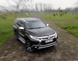Mitsubishi Pajero Sport - Sự thay đổi toàn diện