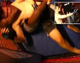 Võ sĩ MMA hạ gục môn đồ Vịnh Xuân Quyền trong 20 giây