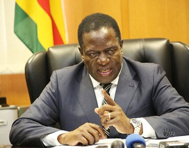 Chân dung người chấm dứt 37 năm cầm quyền của Tổng thống Zimbabwe
