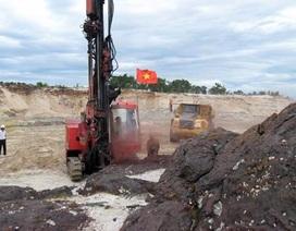 Dự án mỏ sắt Thạch Khê đã được nghiên cứu, thẩm định tỉ mỉ
