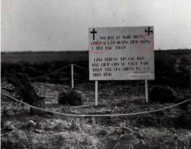Tân Sơn Nhất còn có ngôi mộ tập thể 600 liệt sĩ?