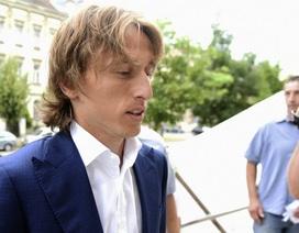Sau C.Ronaldo, tới lượt Modric đối diện với án tù 5 năm